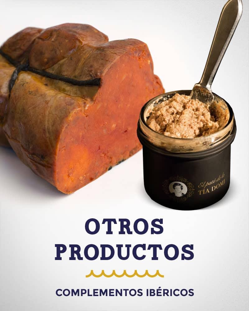 La Hoja del Carrasco - Otros productos